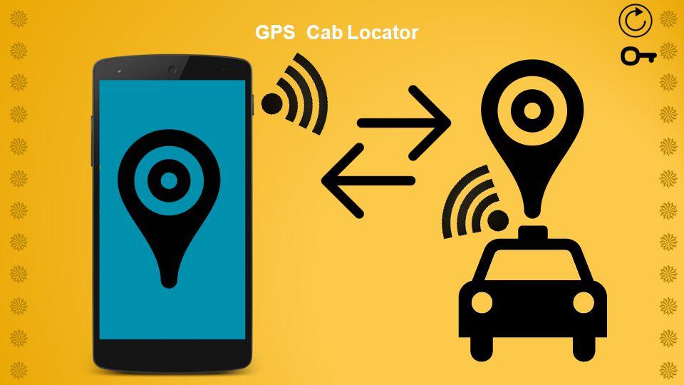 GPS Cab Locator  