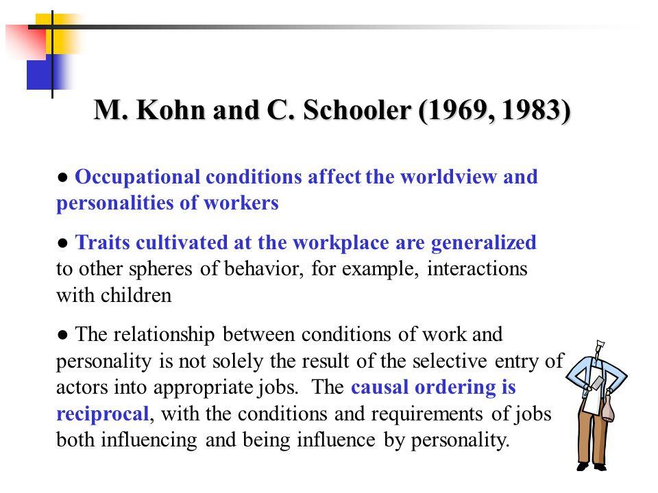 M. Kohn and C.