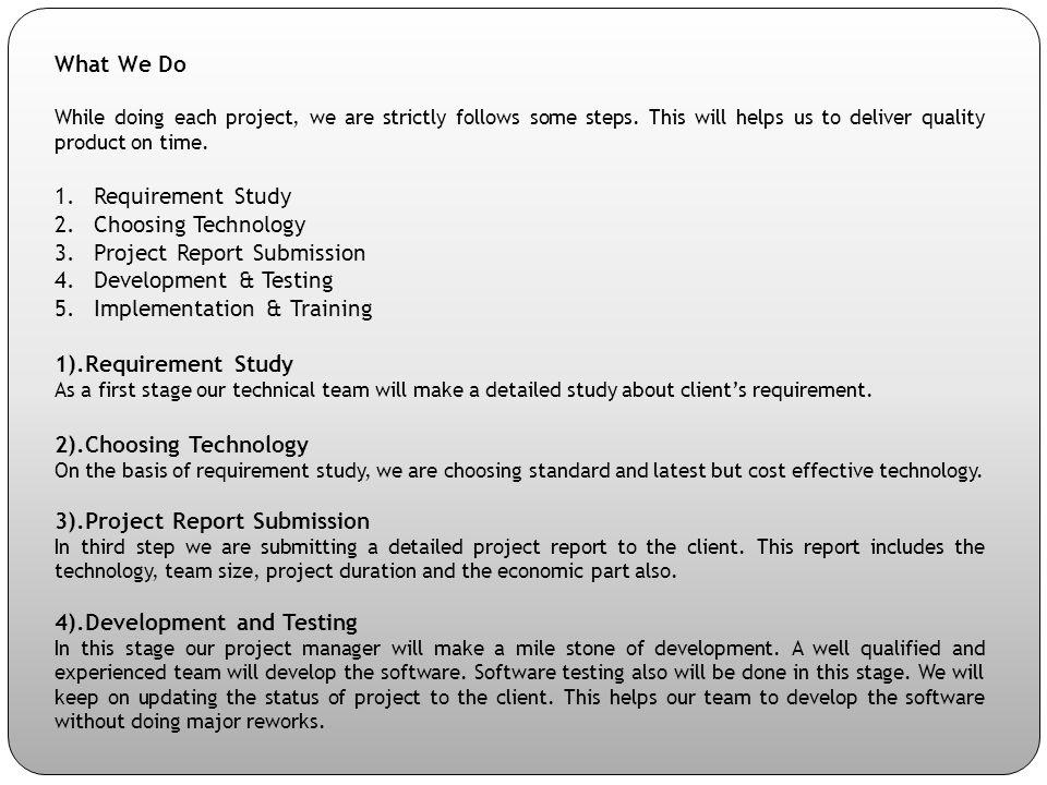 Night Auditing Report