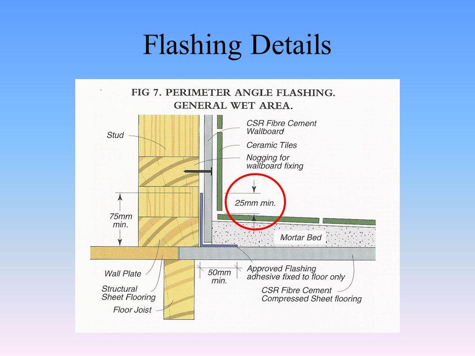 Flashing Details