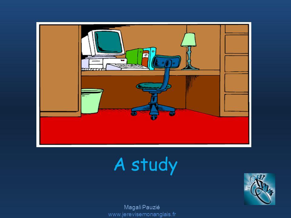 Magali Pauzié www.jerevisemonanglais.fr A study