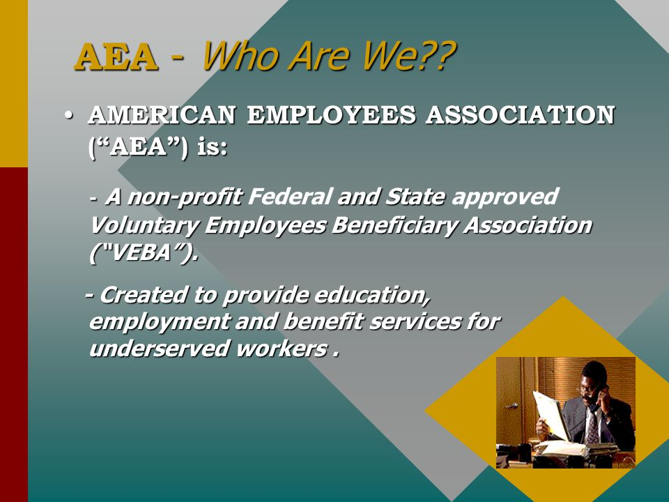 AEA - Who Are We?.