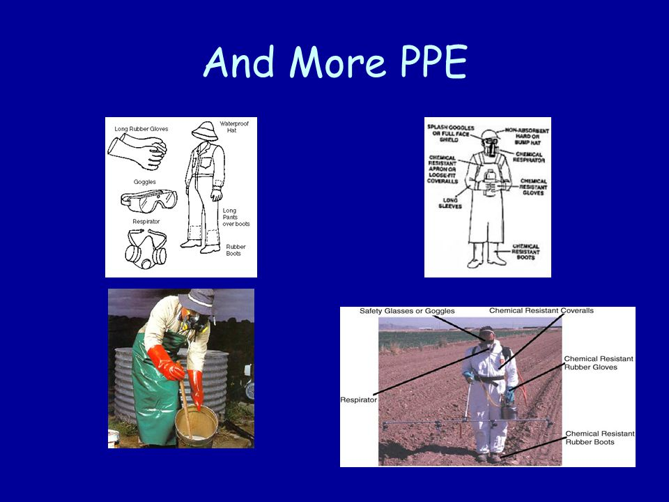 And More PPE