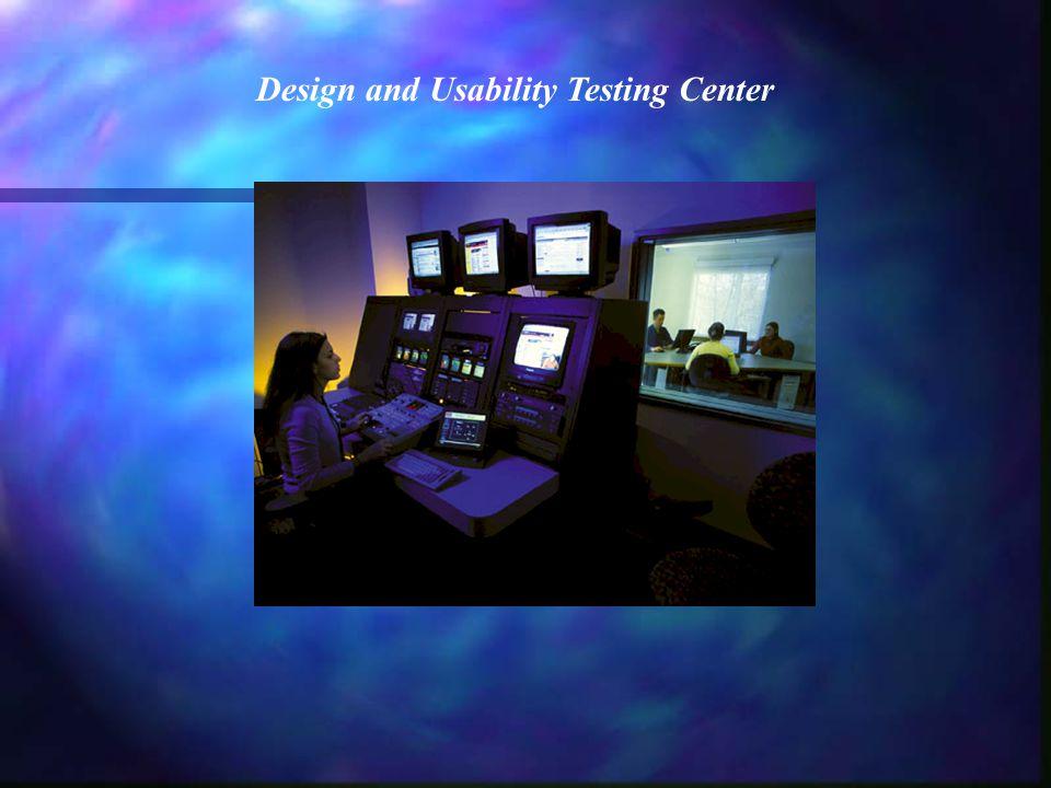 Design and Usability Testing Center