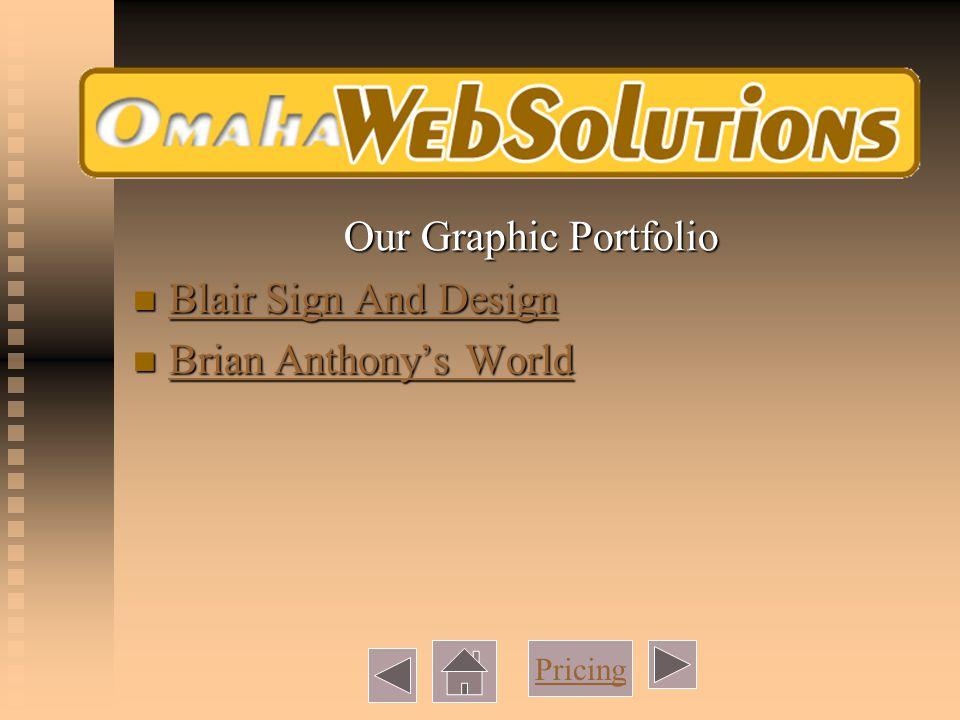 Our Graphic Portfolio Blair Sign And Design Blair Sign And Design Blair Sign And Design Blair Sign And Design Brian Anthony's World Brian Anthony's World Brian Anthony's World Brian Anthony's World Pricing