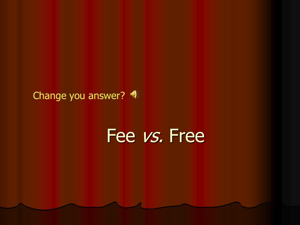 "Fee vs. Free ""There will always be some very rich, deep content that will never be free."" Jeff Massa Recommend by David Smith: ""Free! Why $0.00 Is the"