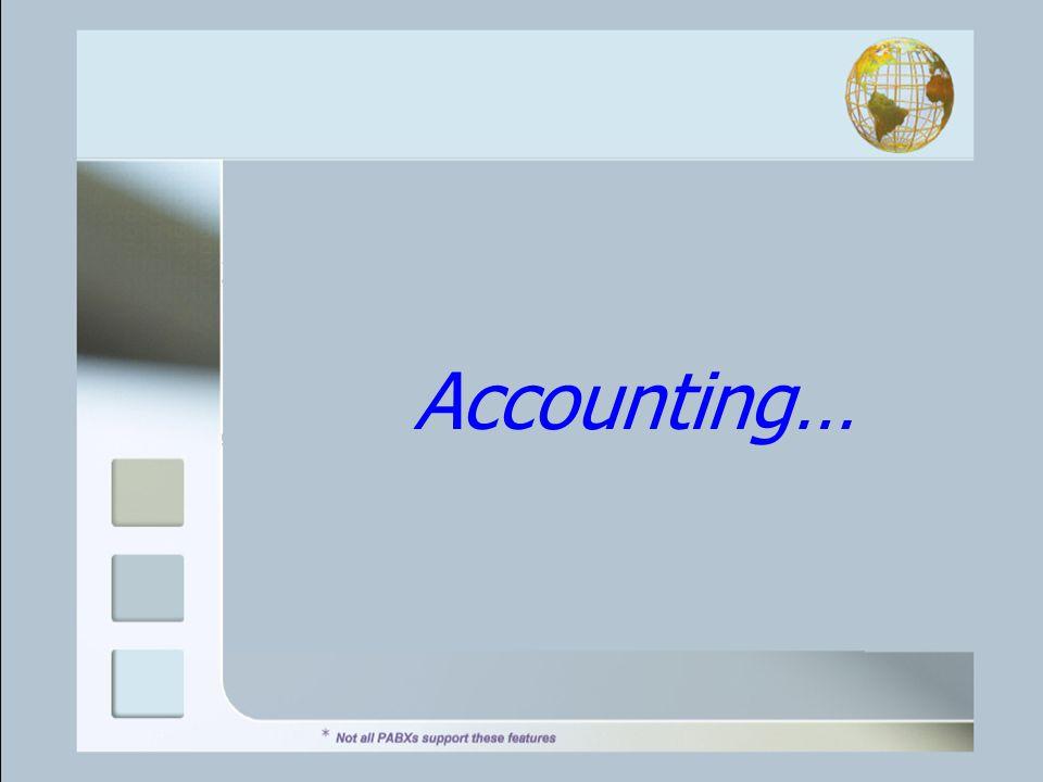 Accounting…