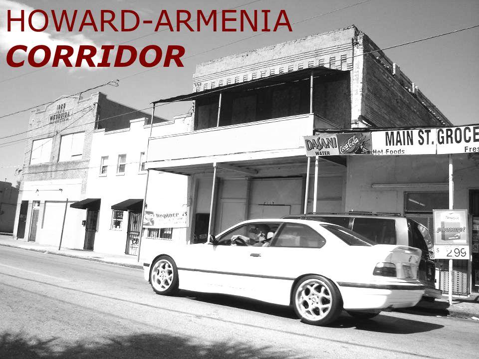 HOWARD-ARMENIA CORRIDOR