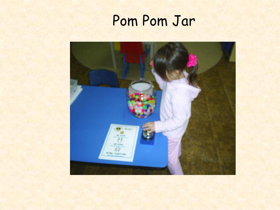 Pom Pom Jar
