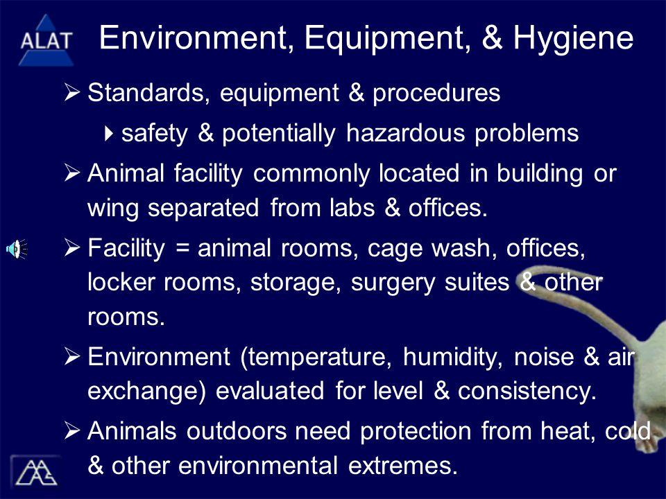 (Image) Animal Facility Corridor