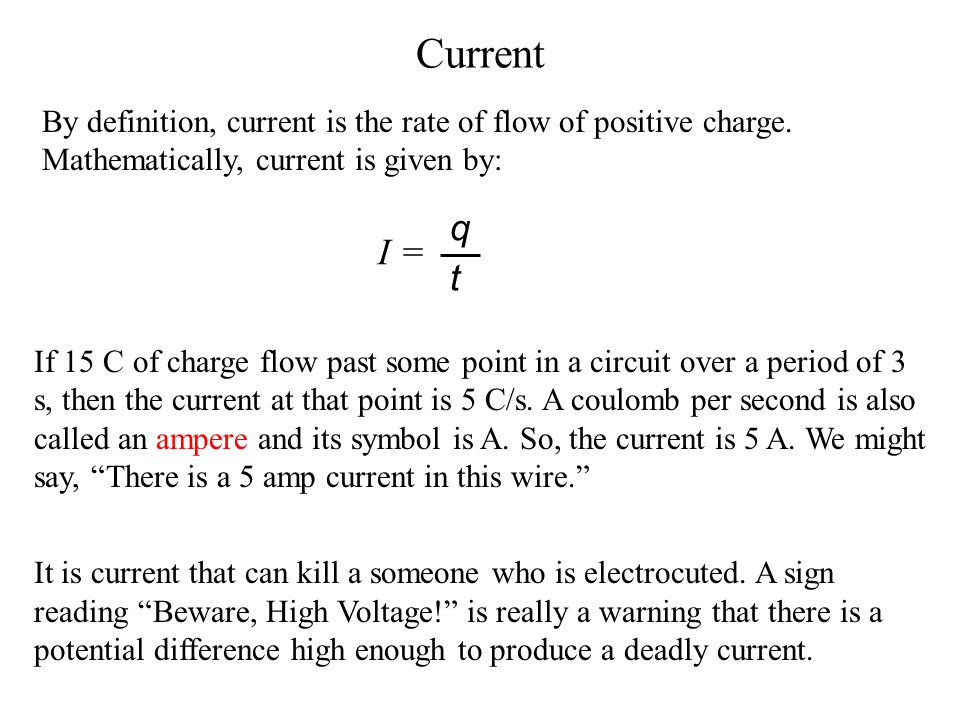 Electricity The term electricity can be used to refer to any of the properties that particles, like protons and electrons, have as a result of their c