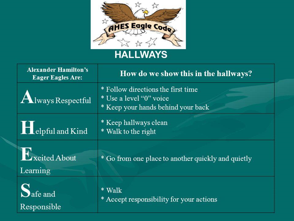 Student name: HALLWAY SUPER STAR.