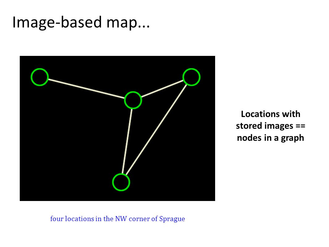 Image-based map...