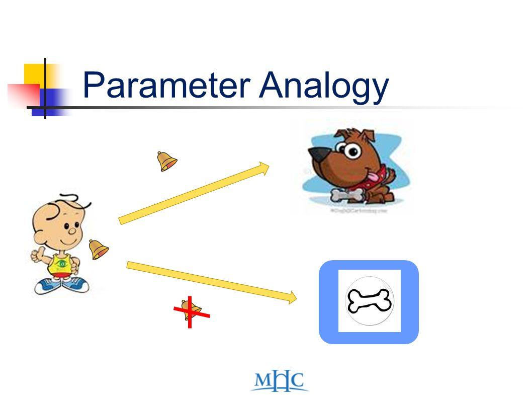 Parameter Analogy