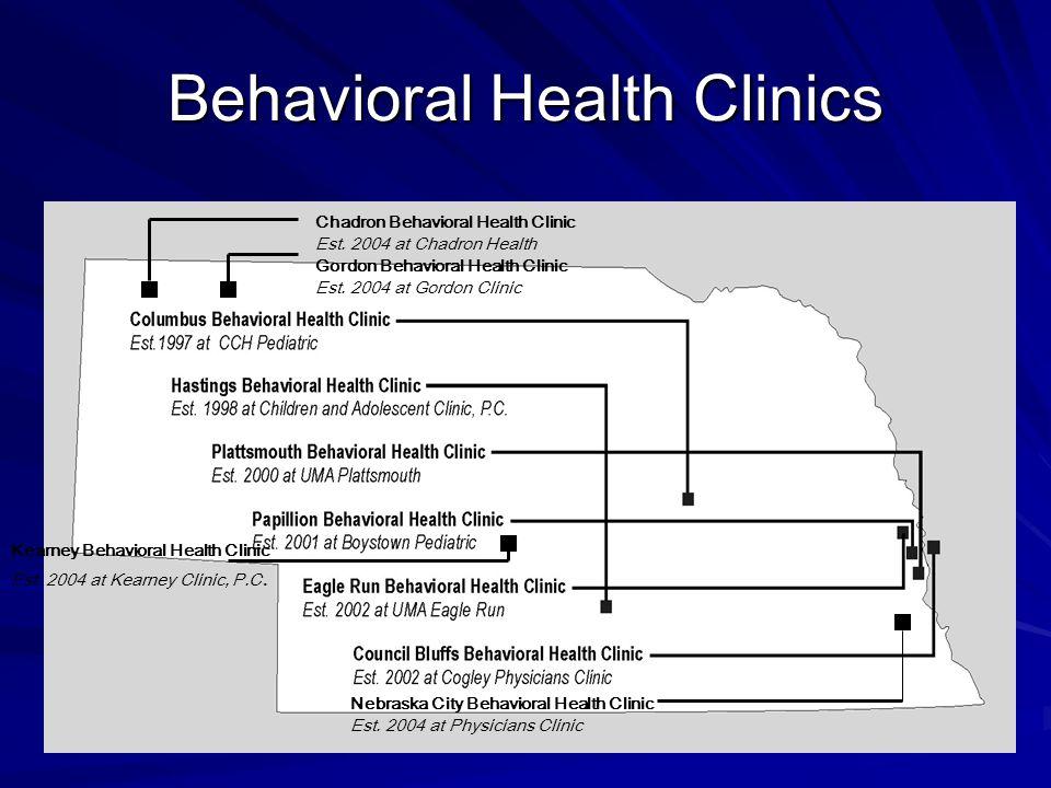 Behavioral Health Clinics Nebraska City Behavioral Health Clinic Est.
