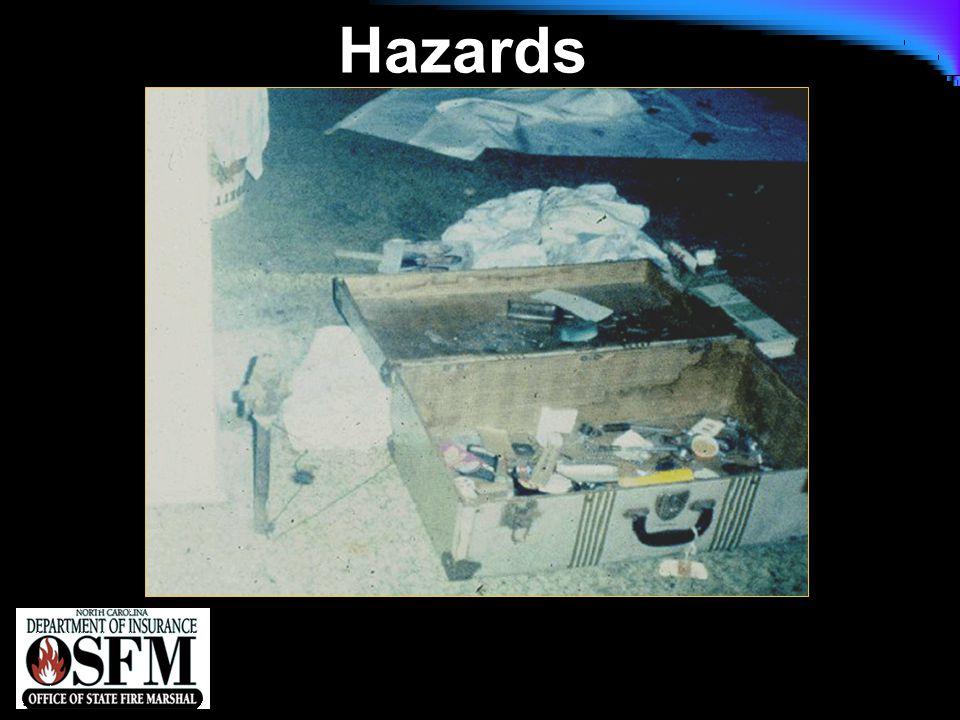 NFPA 1142 Hazards