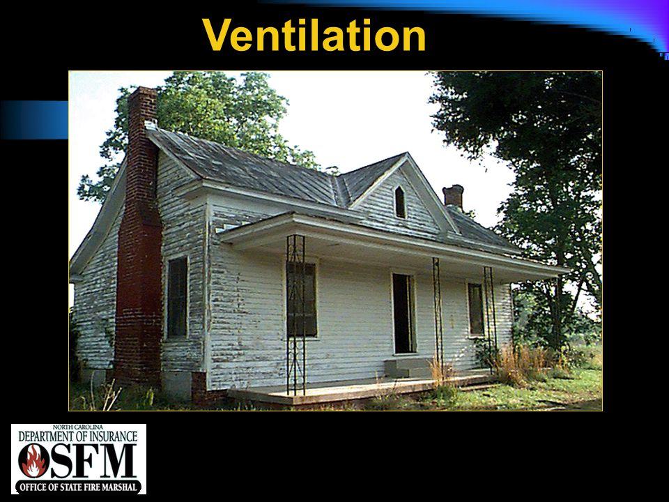 NFPA 1142 Ventilation