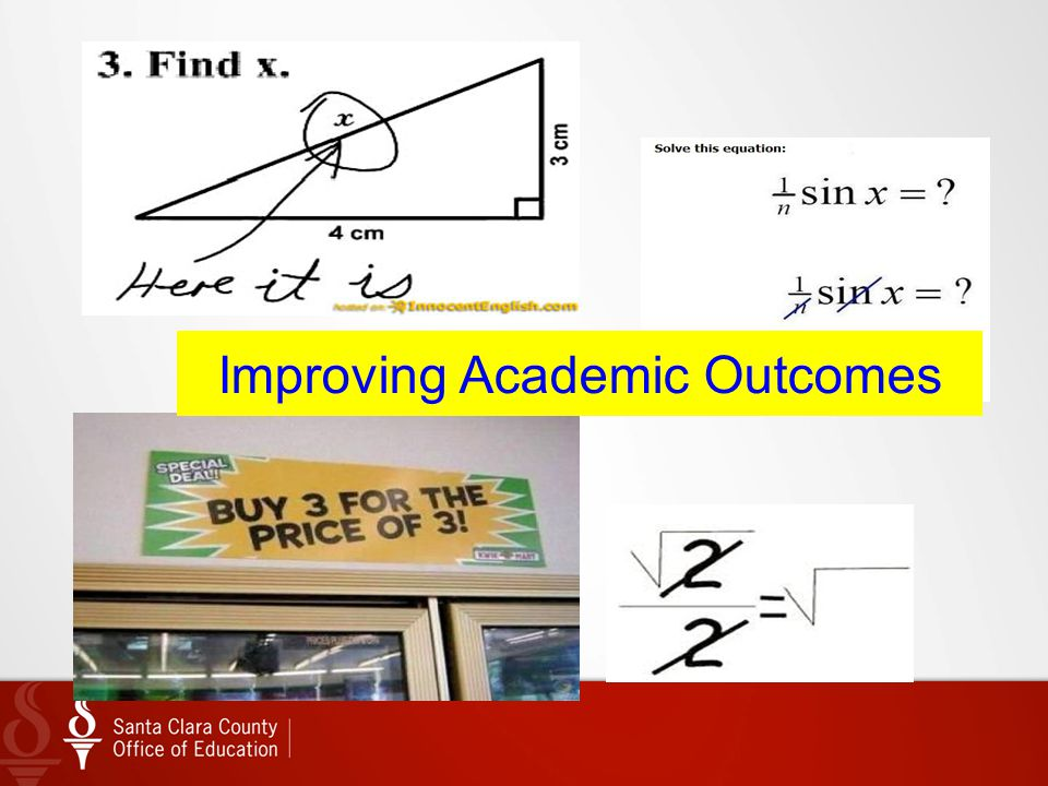 Improving Academic Outcomes
