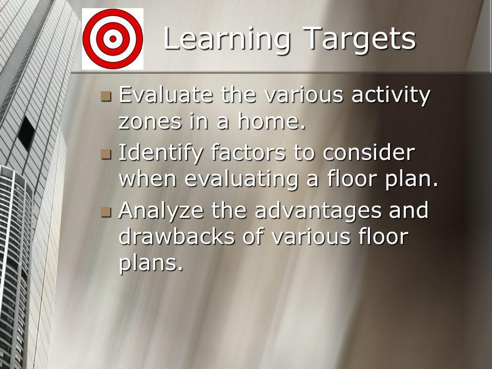 Floor Plan A diagram that shows the arrangement of rooms.