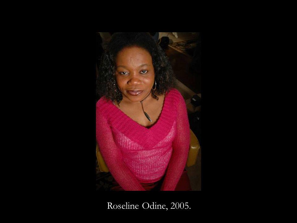Roseline Odine, 2005.