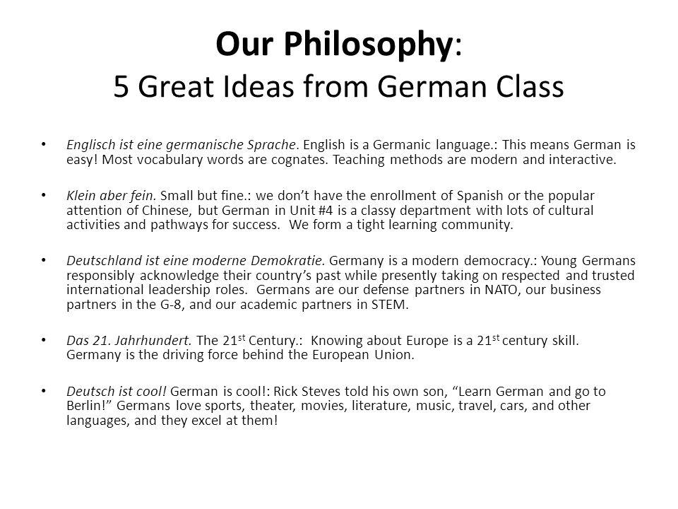 Our Parents Unit #4 German Parents Booster Organization Join us on Facebook.