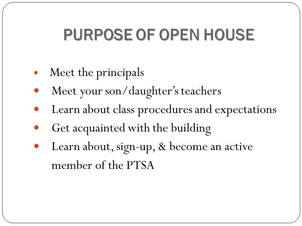 EVENING SCHEDULE 6 th Grade Team Teacher Presentation Visit Exploratory Teachers Sign Up to be a Member of the PTSA