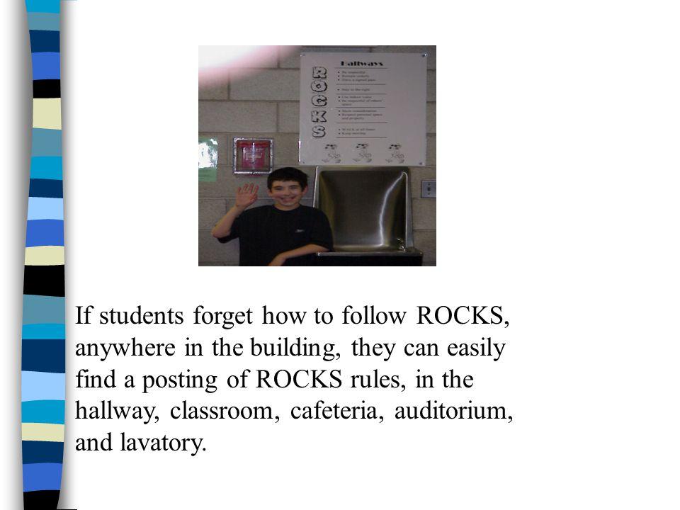 Look at the roaring rocks mascot.