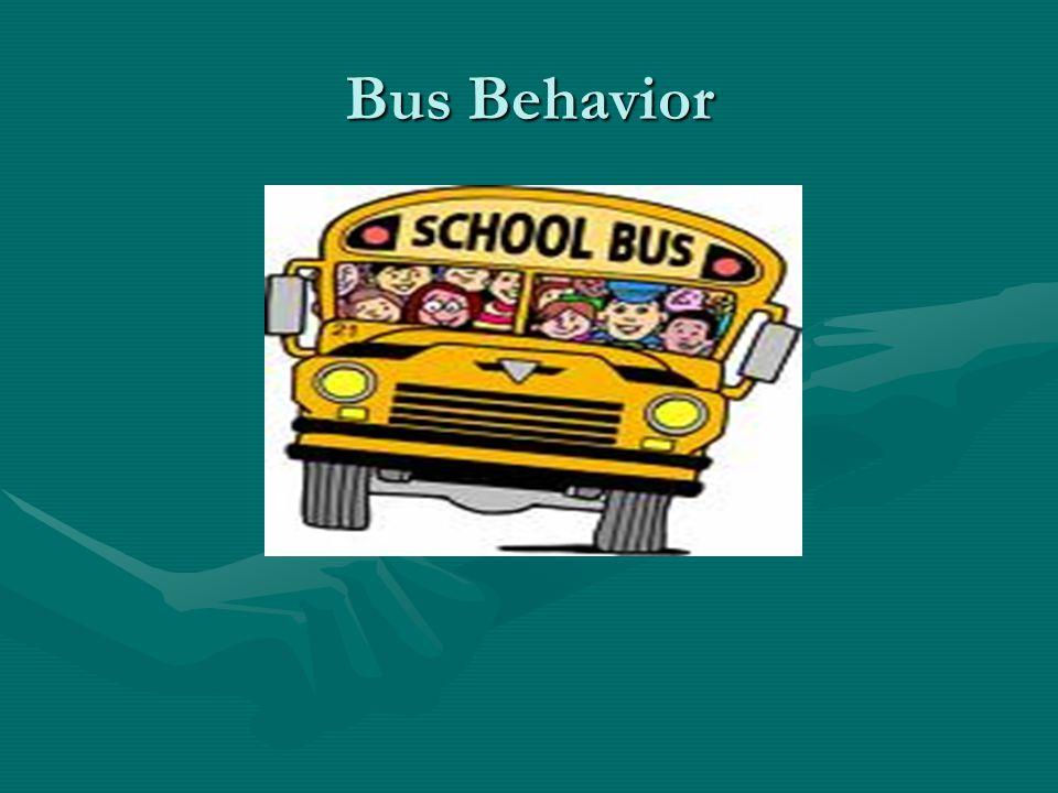 Bus Behavior