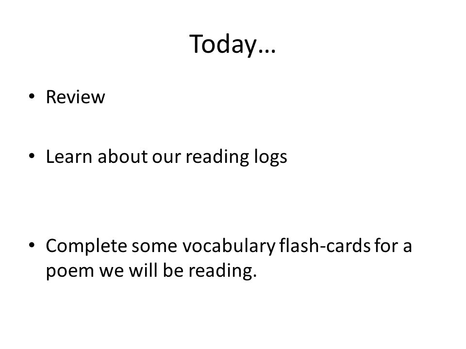 Review—What are the complete subjects in the following sentences.