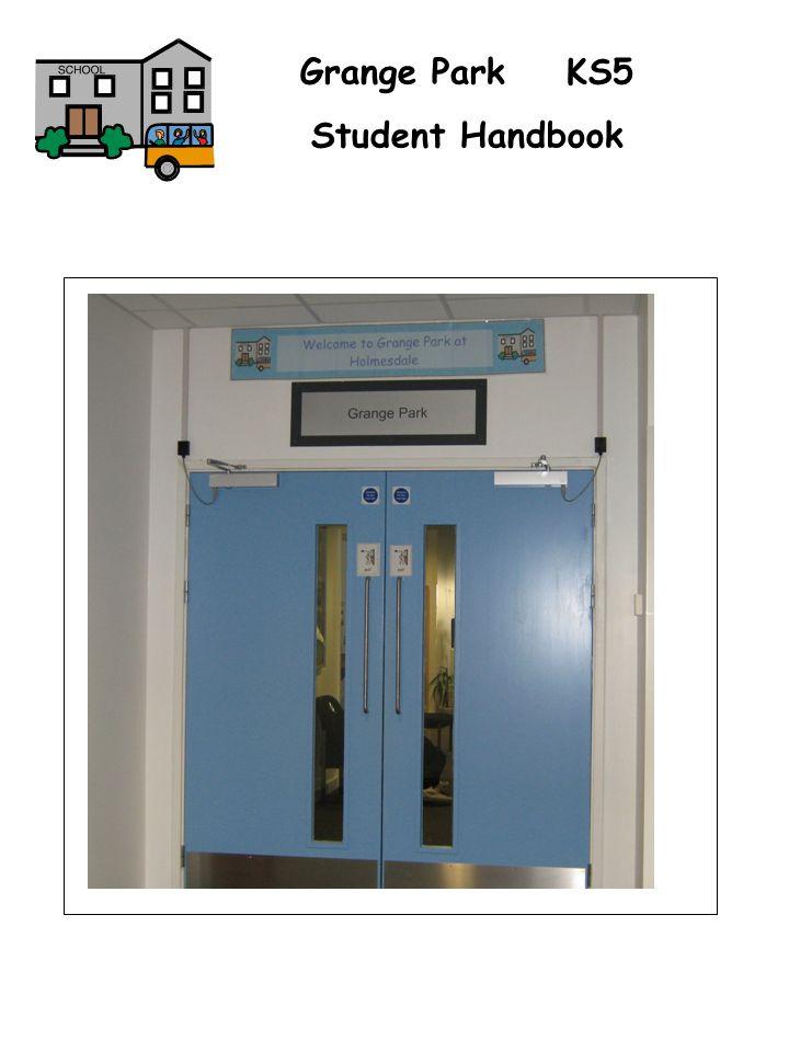 Grange Park KS5 Student Handbook