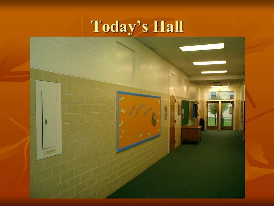 Today's Hall