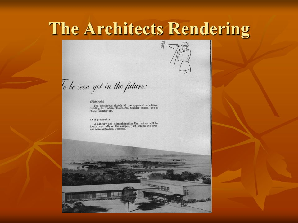 The Architects Rendering