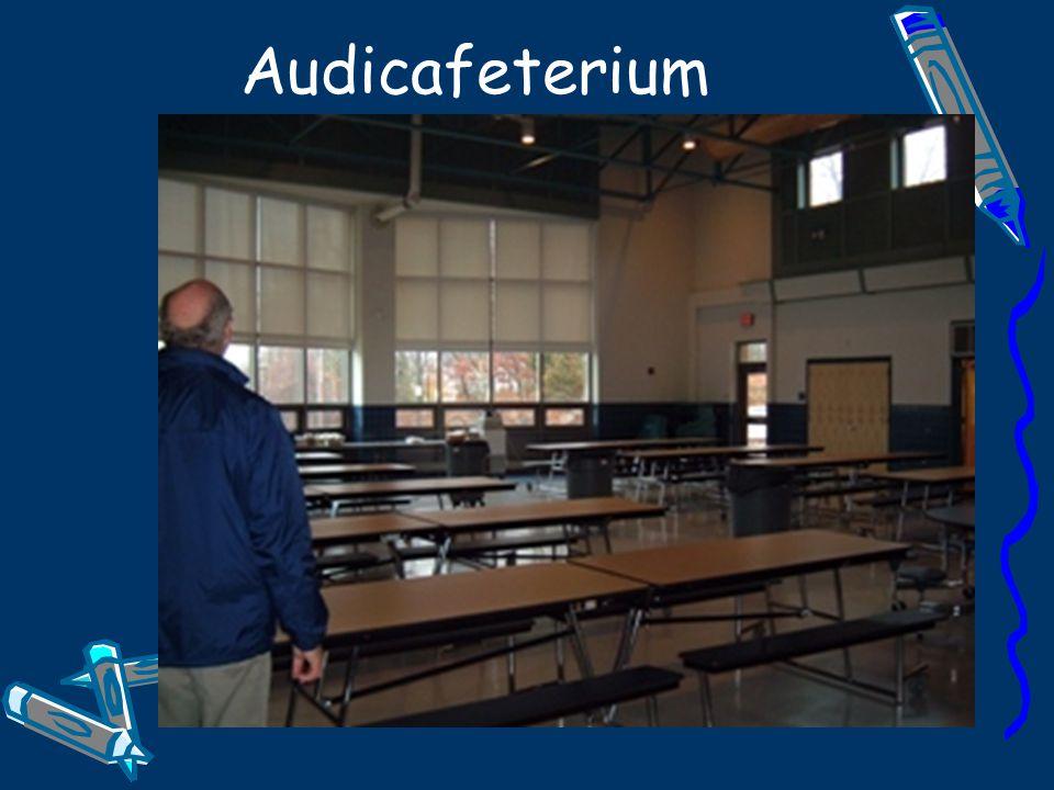 Audicafeterium