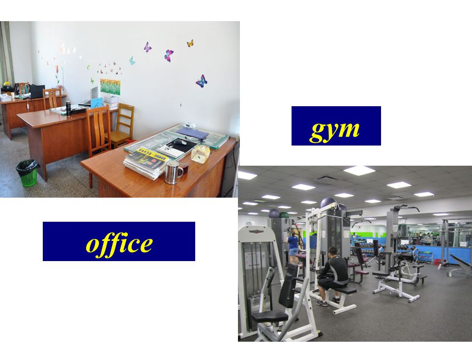 office gym