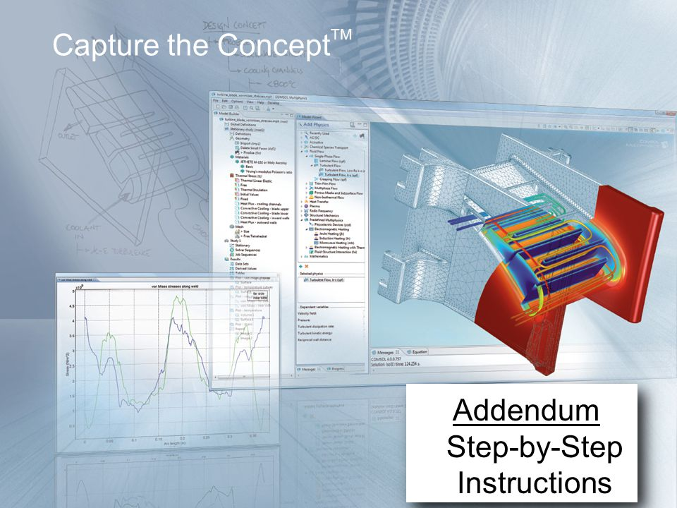 Capture the Concept TM Addendum Step-by-Step Instructions