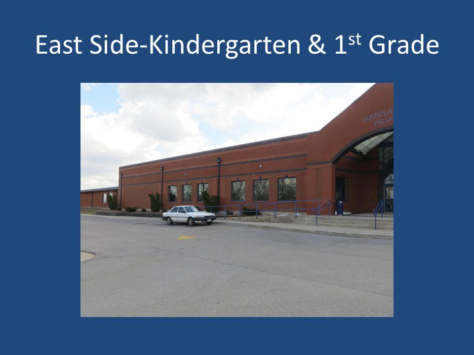 East Side-Kindergarten & 1 st Grade