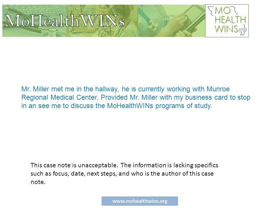 www.mohealthwins.org Mr.