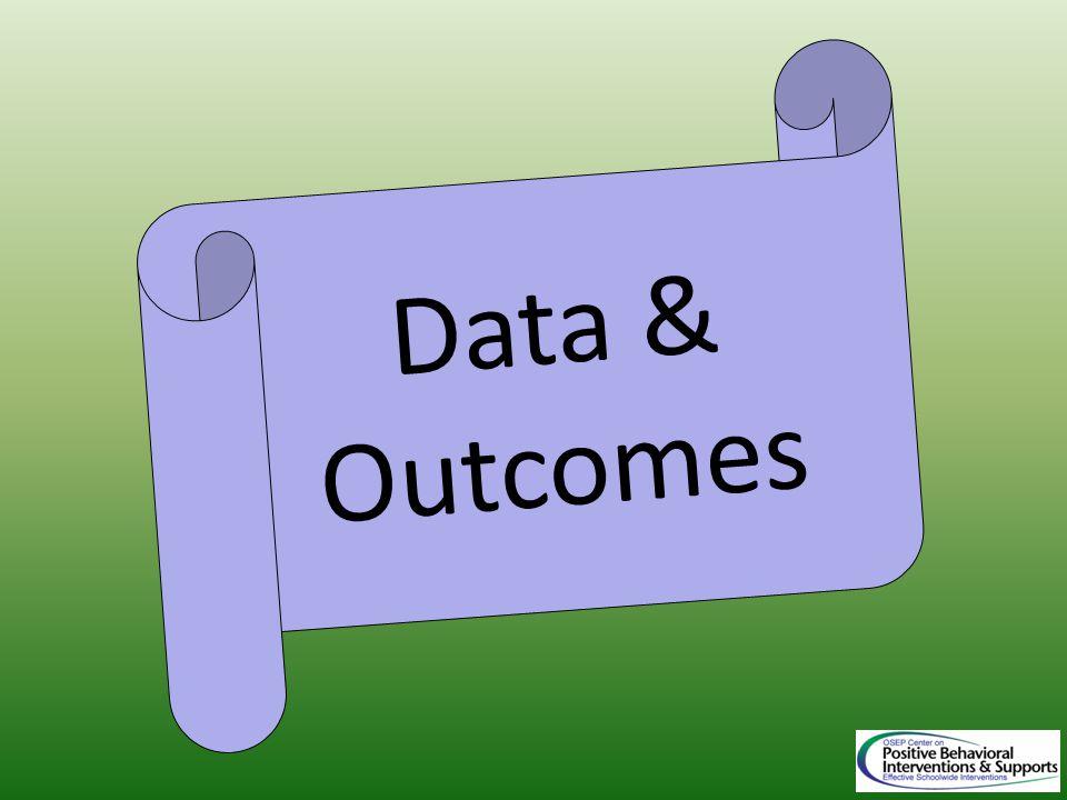 Data & Outcomes