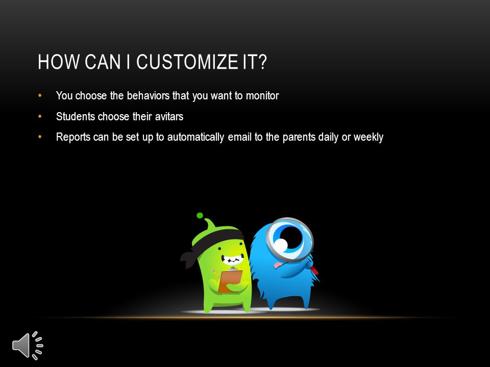 HOW CAN I CUSTOMIZE IT.