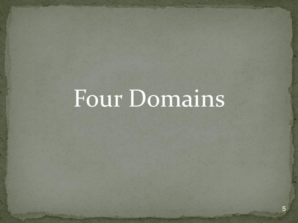 Four Domains 5