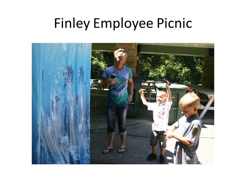 Finley Employee Picnic