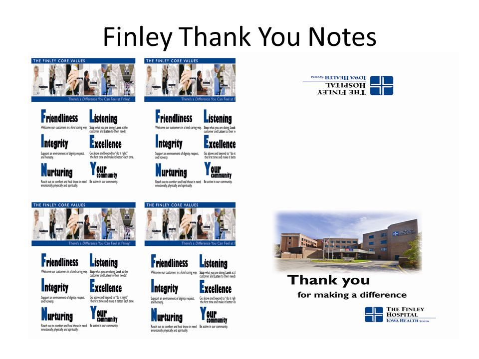 Finley Thank You Notes