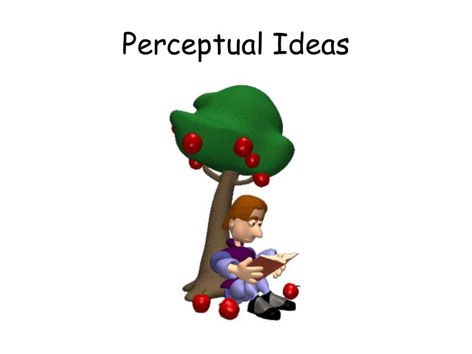 Perceptual Ideas