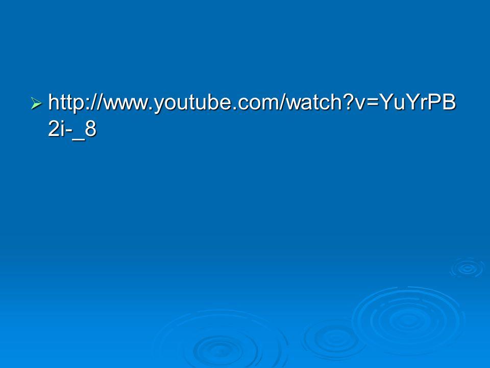  http://www.youtube.com/watch?v=YuYrPB 2i-_8