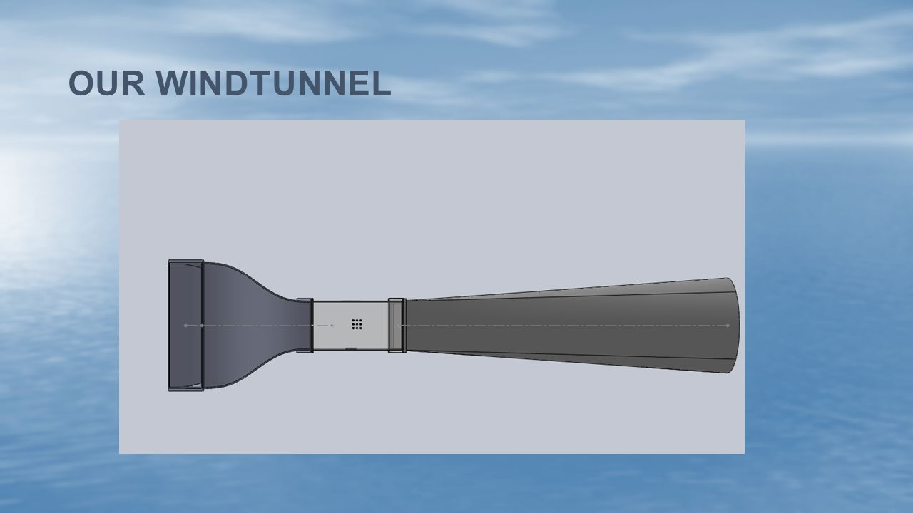 OUR WINDTUNNEL