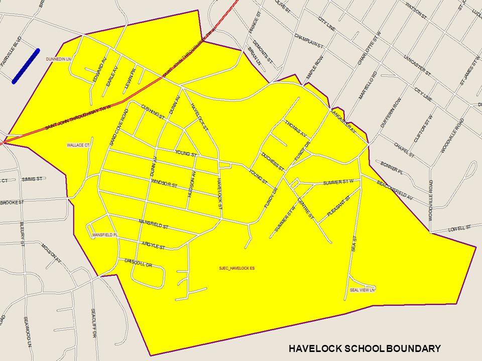 HAVELOCK SCHOOL BOUNDARY