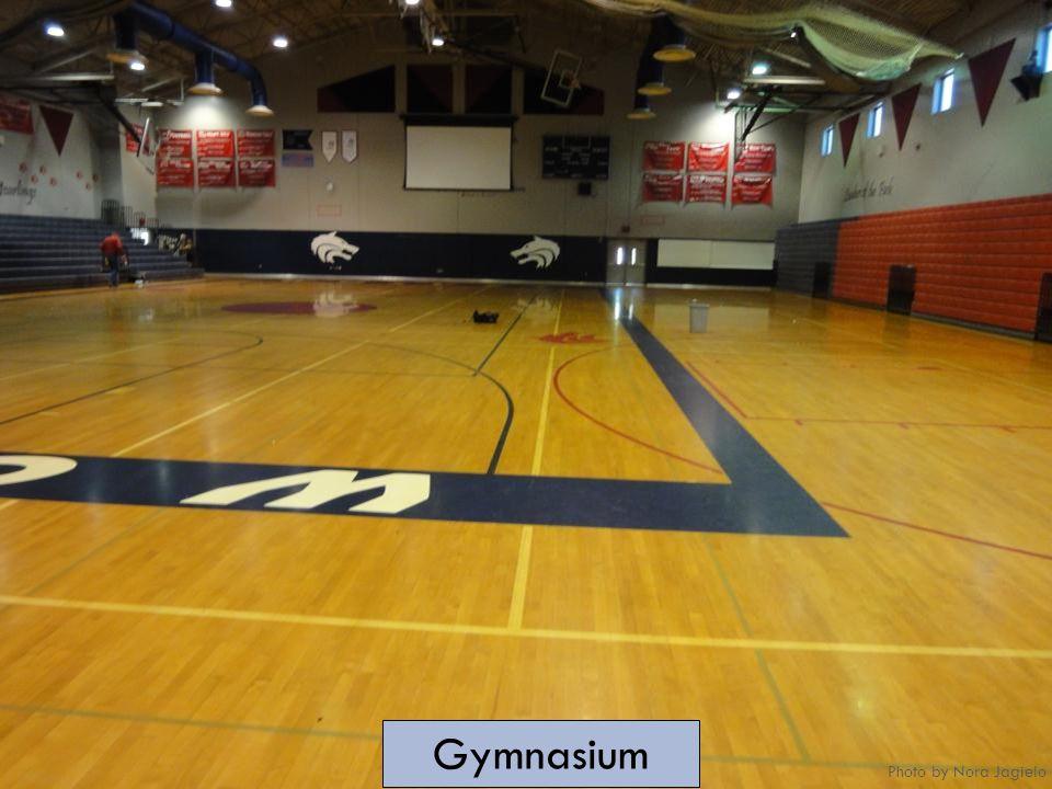 Gymnasium Photo by Nora Jagielo