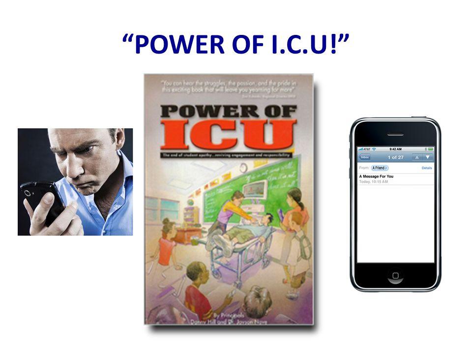 POWER OF I.C.U!