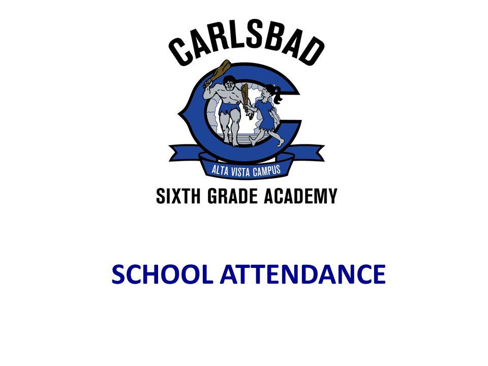 SCHOOL ATTENDANCE