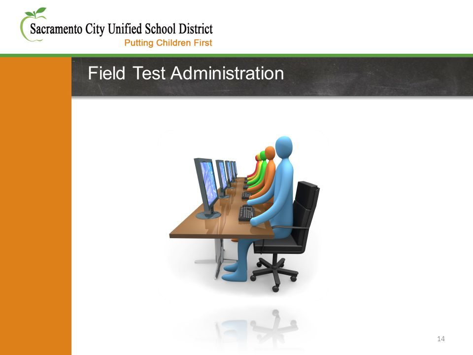 Field Test Administration 14